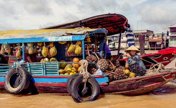 Mekong Flusskreuzfahrt Vietnam/ Kambodscha, Heritage Line: Ausflug/ Exkursion Cai Be