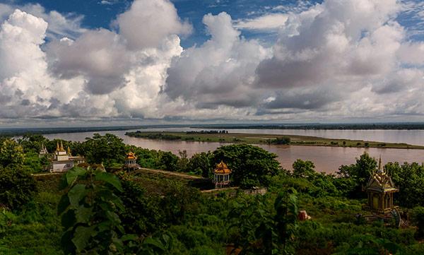 Mekong Flusskreuzfahrt Vietnam/ Kambodscha, Heritage Line: Ausflug/ Exkursion Wat Hanchey