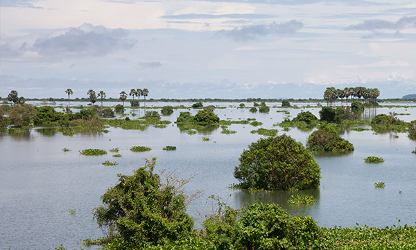 Mekong Flusskreuzfahrt Vietnam/ Kambodscha, Heritage Line: Tolé Sap See