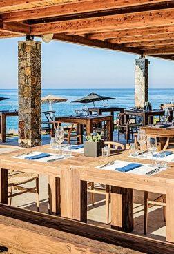 Abaton Island Resort & Spa - Dine Around