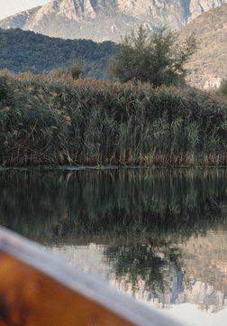 Aman Sveti Stefan - Skadarsee