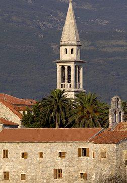 Aman Sveti Stefan - Unesco-Schätze
