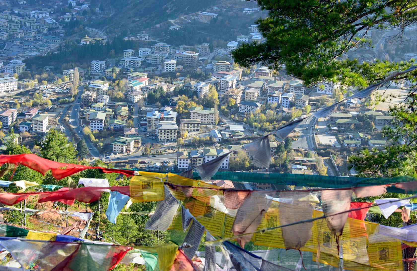 Amankora Thimphu, Bhutan – Thimphu Stadt