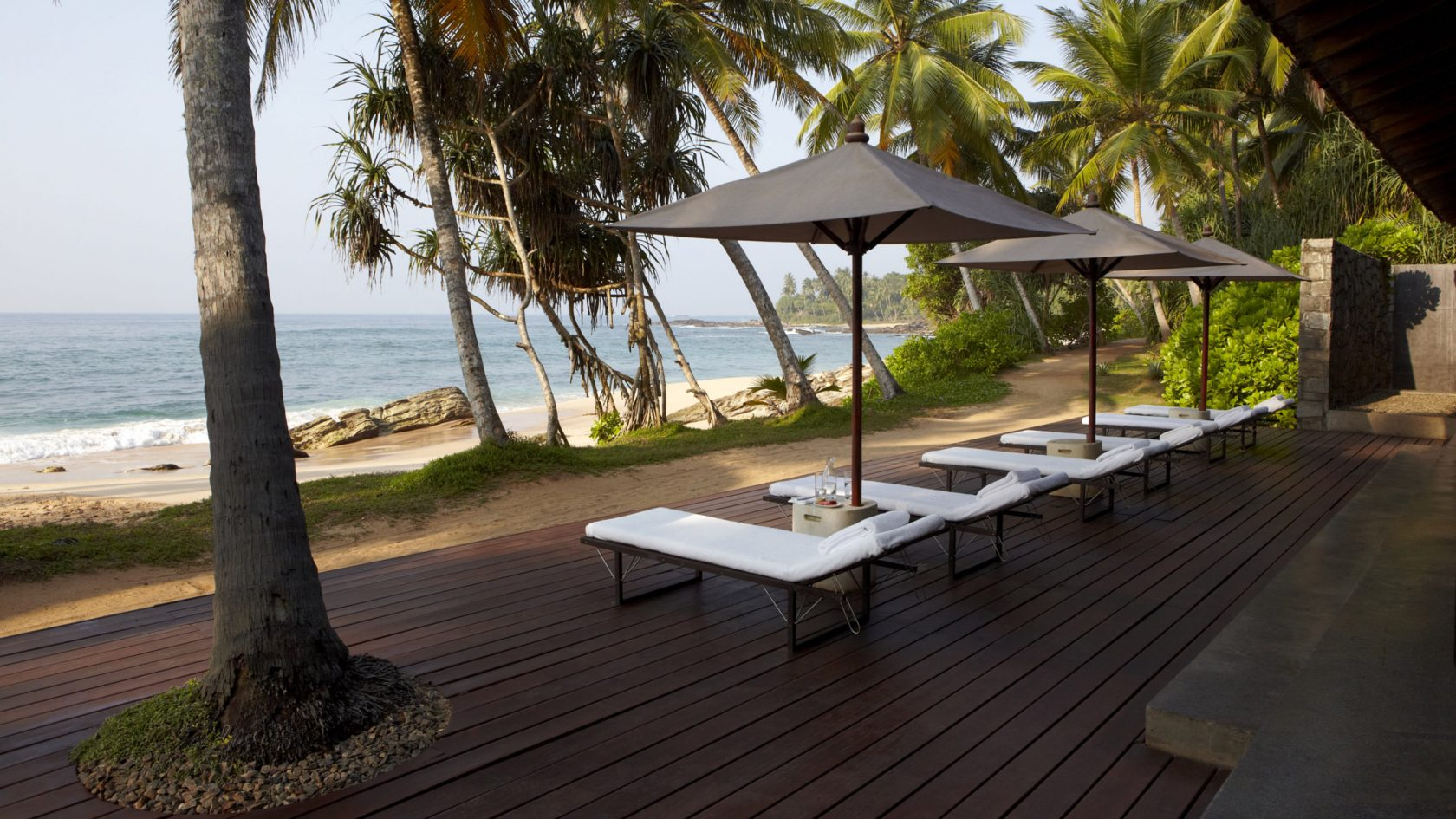 Amanwella, Sri Lanka - Beach Club