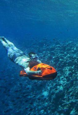 Anantara Kihavah Villas - Jetpack Seabob