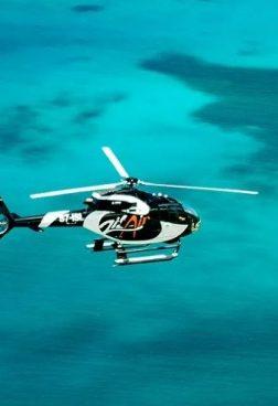 Anantara Maia Resort - Helikopterflug