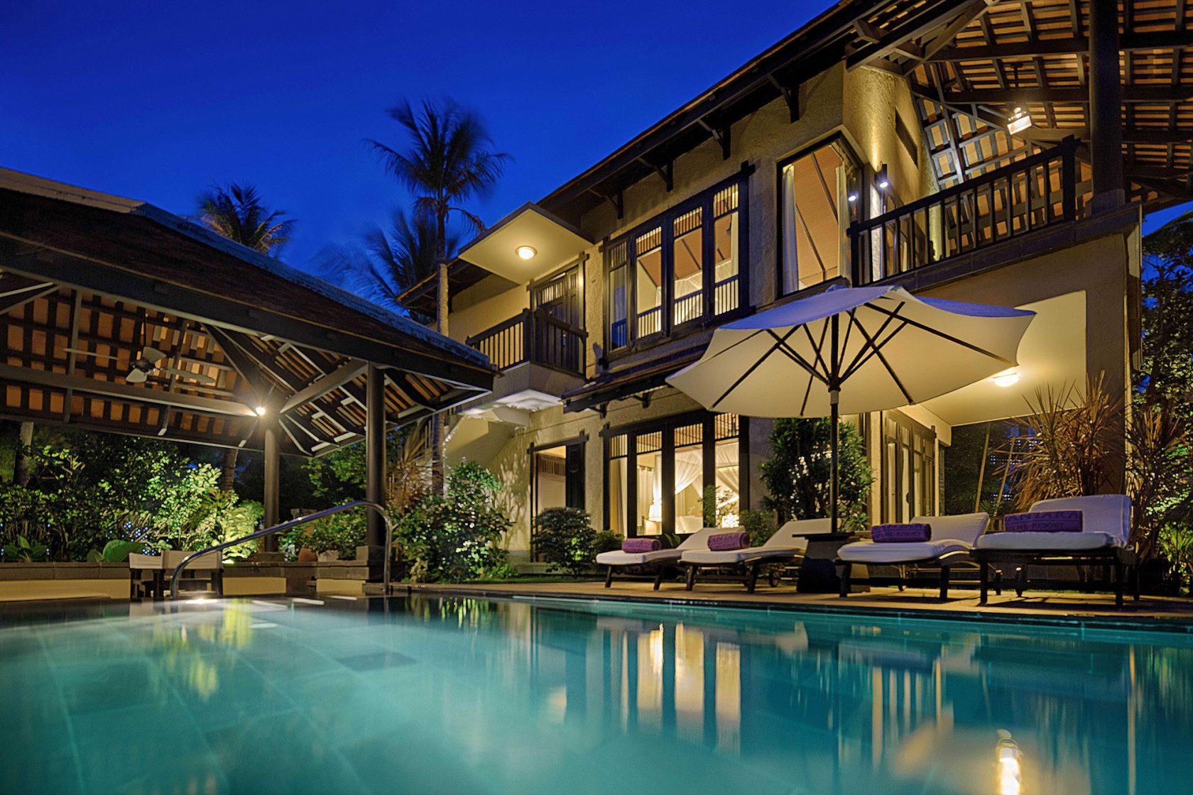 Anantara Mui Ne Villa Duplex Exterior