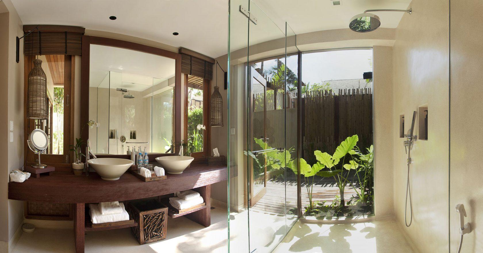 Anantara Rasanada Resort Bathroom Garden Suite