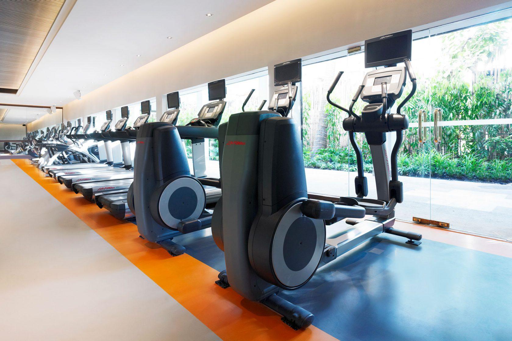 Anantara Riverside Bangkok Fitness Club