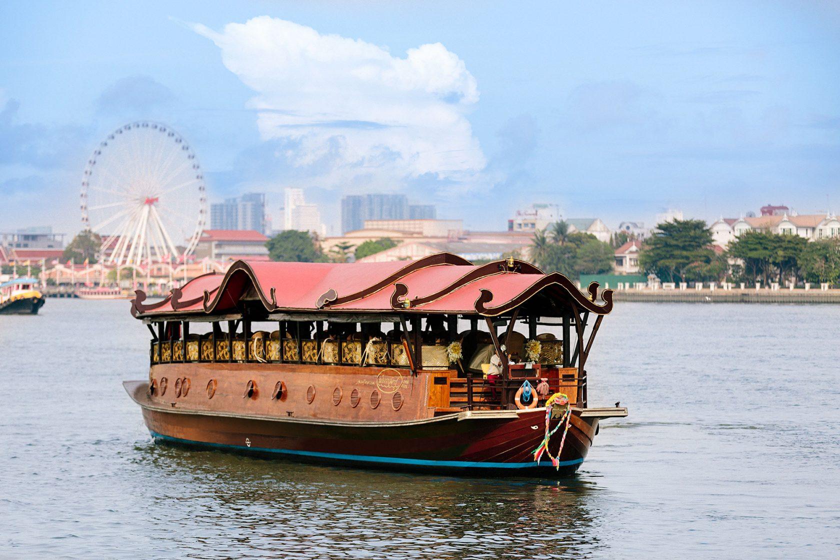 Anantara Riverside Bangkok Manohra Exterior