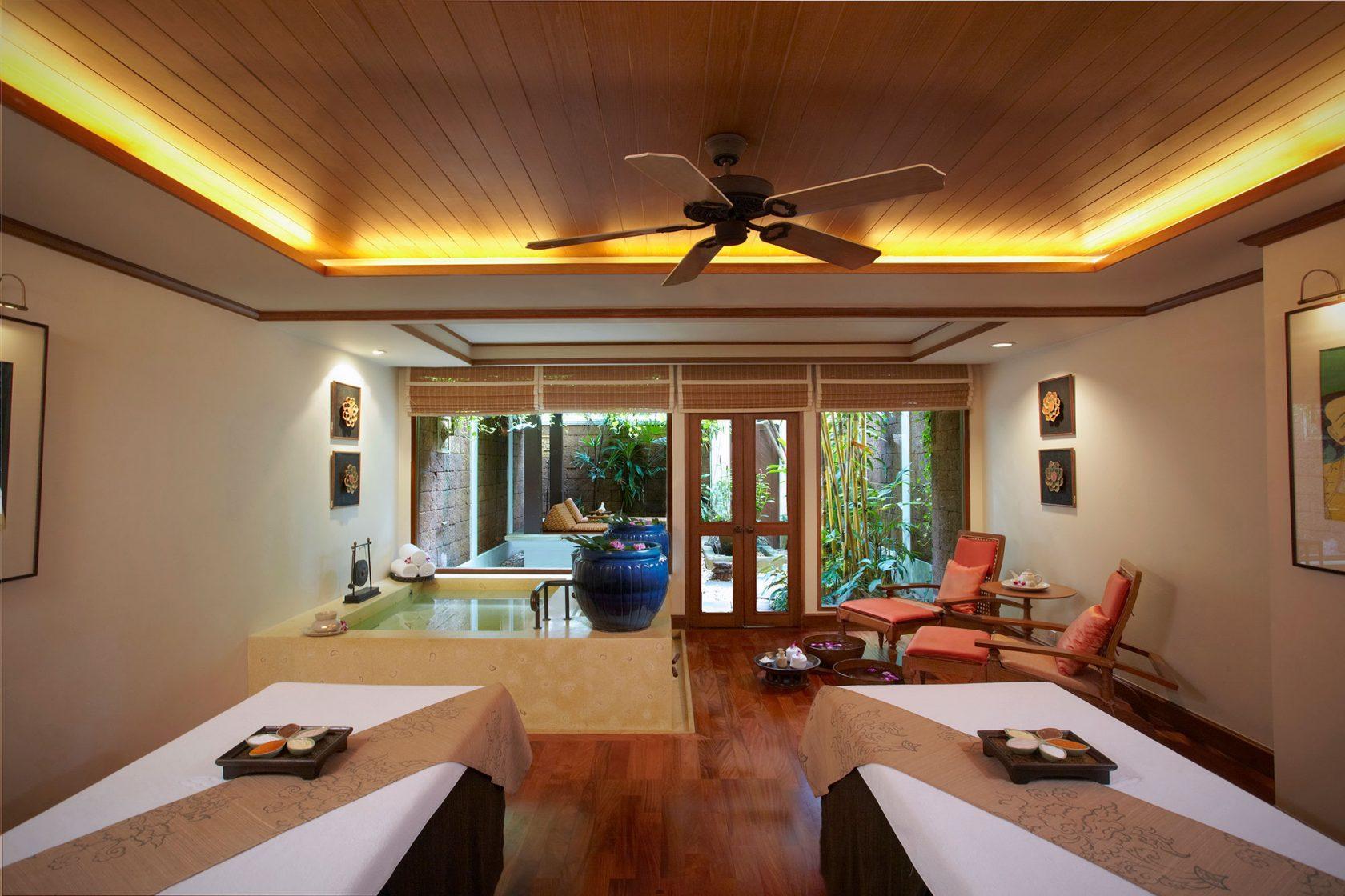 Anantara Riverside Bangkok Spa Suite