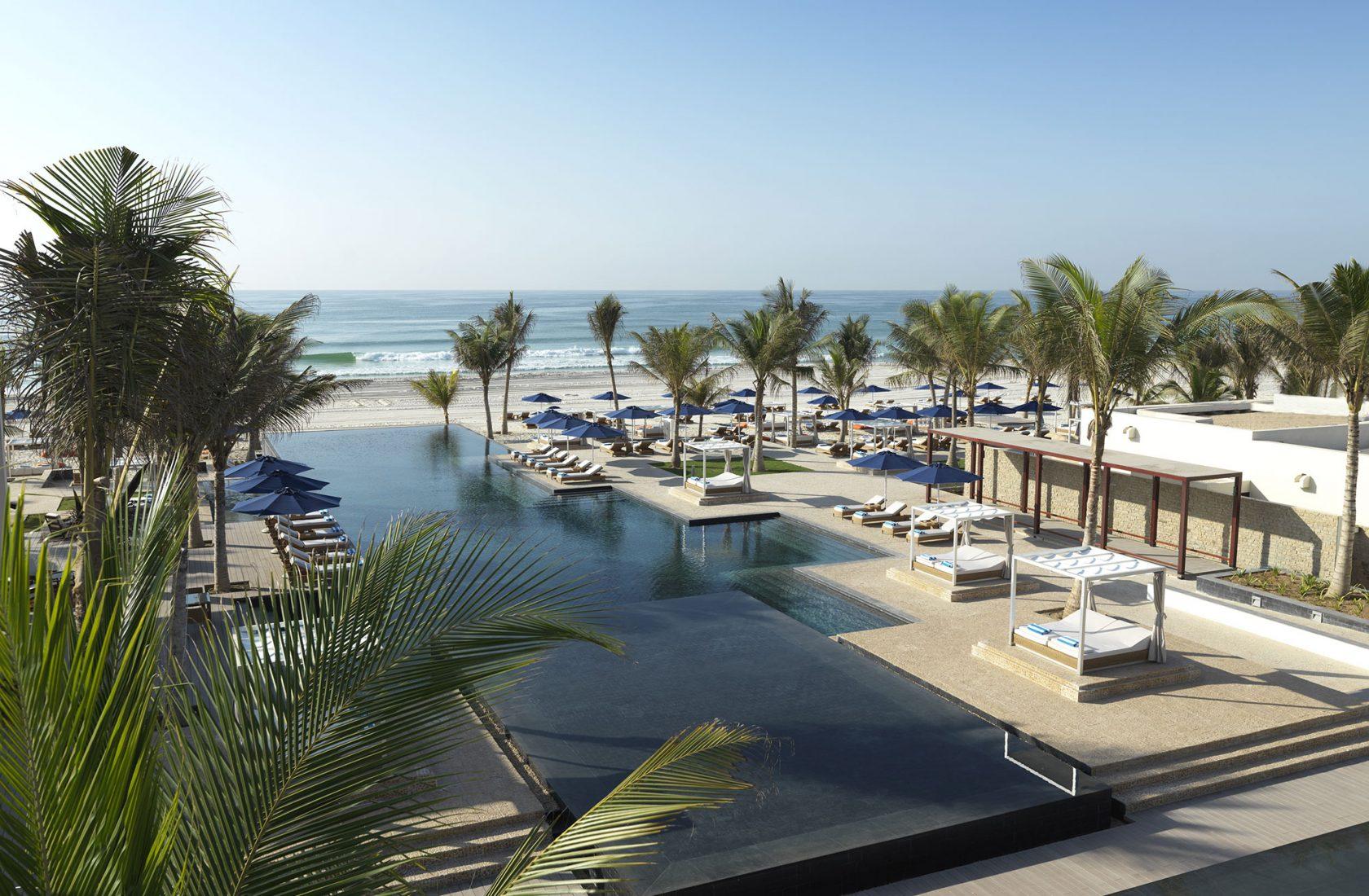 Al Baleed Resort by Anantara Pool