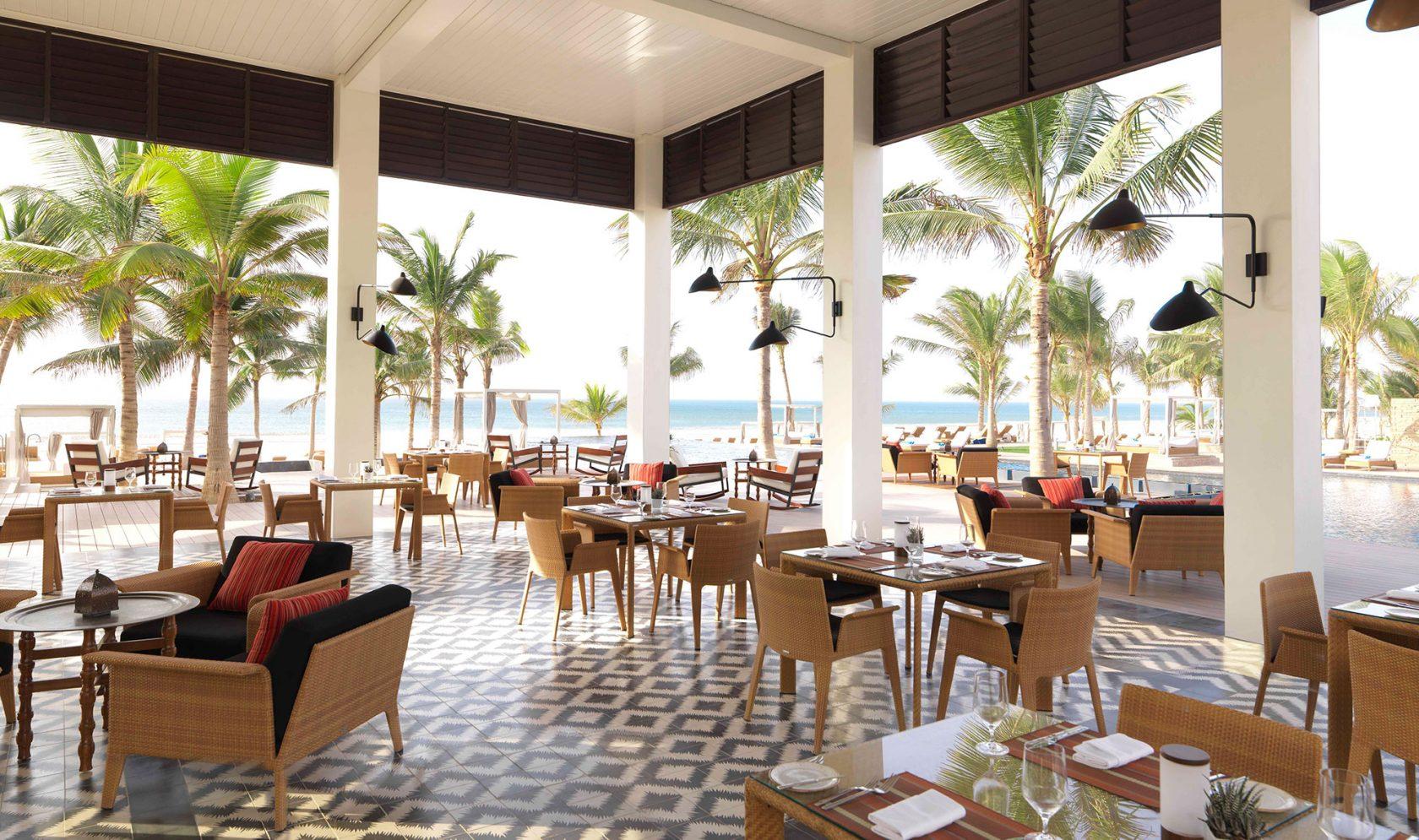 Al Baleed Resort by Anantara Al Mina Restaurant