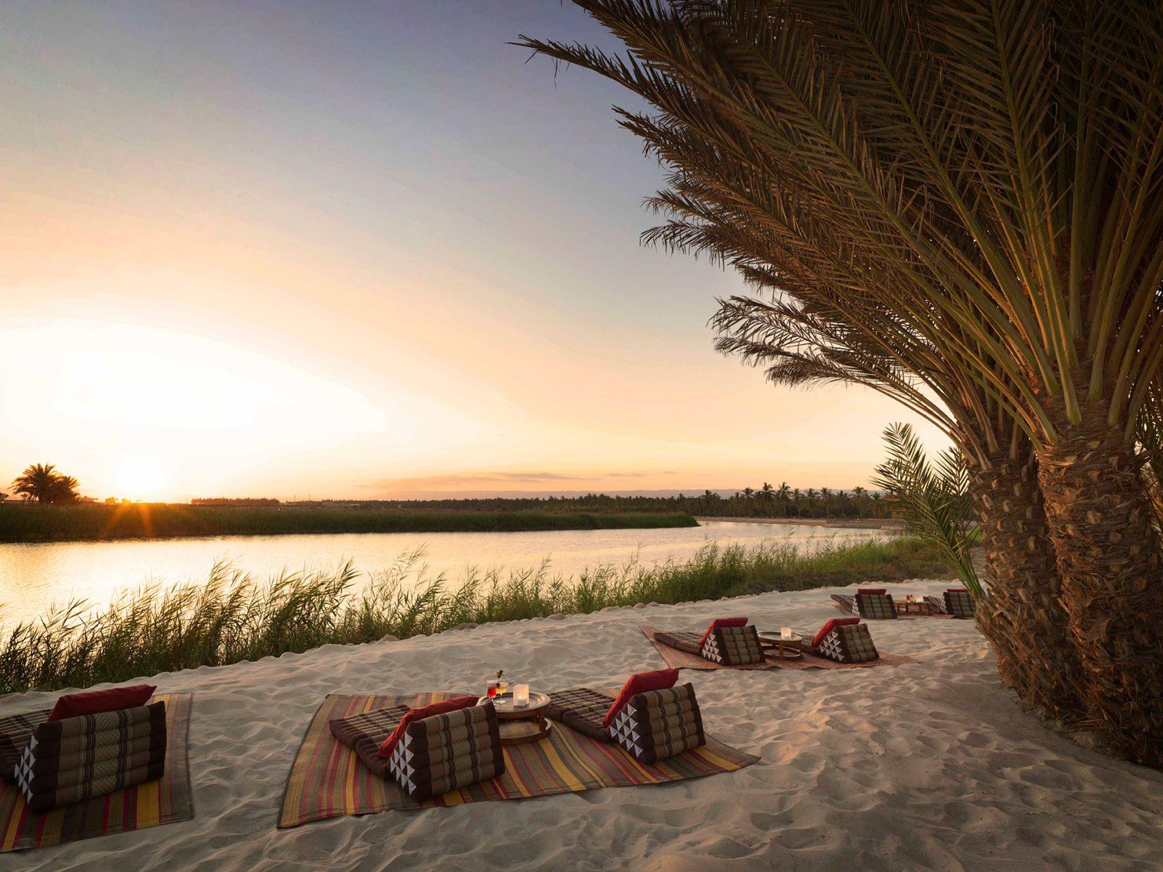 Al Baleed Resort by Anantara Sundowner