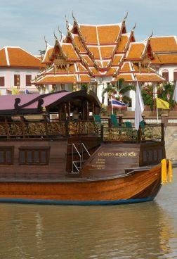 Anantara Dream – Flusskreuzfahrt Chao Phraya