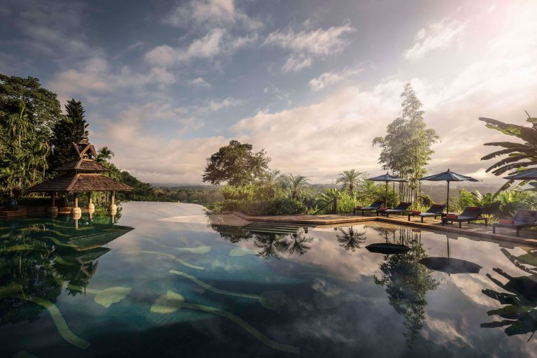Anantara Golden Triangle Elephant Camp – Pool