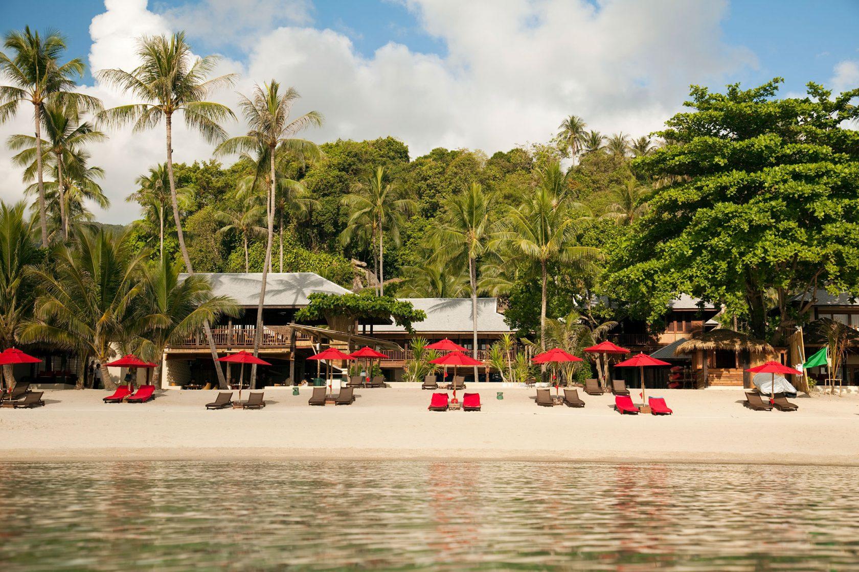 Anantara Rasanada Resort Beach