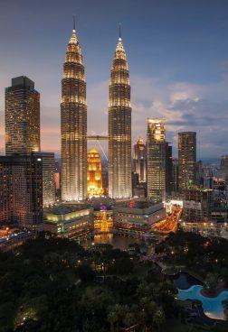 Banyan Tree Kuala Lumpur - Destination Dining