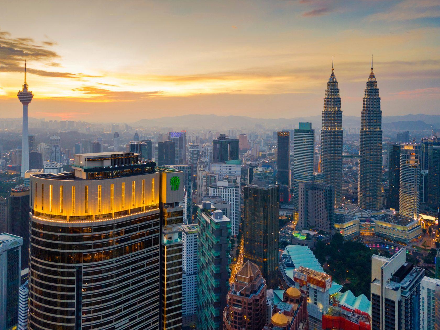Banyan Tree Kuala Lumpur, Malaysia