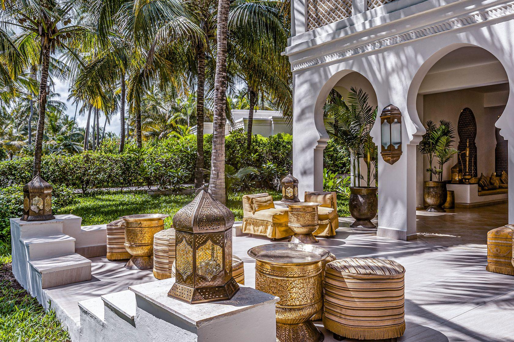 Baraza Resort & Spa Dhahabu Bar Terrace