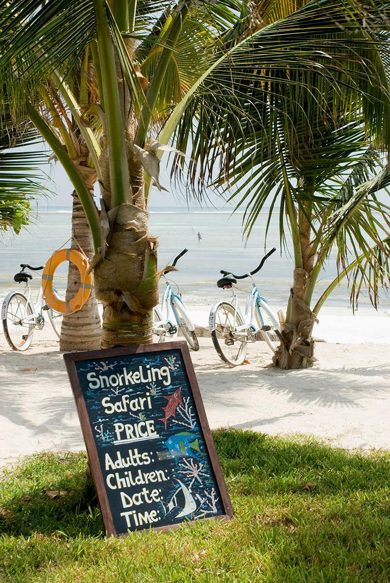 Baraza Resort & Spa Snorkelling Safari