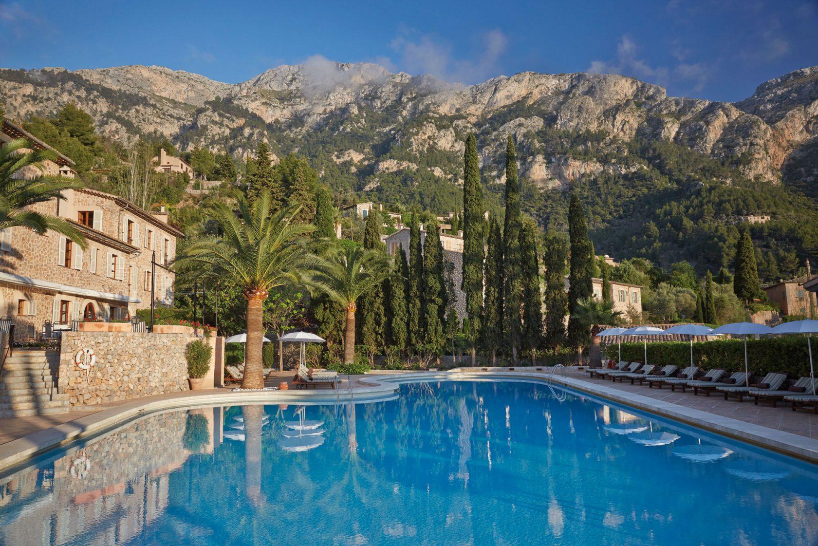 Belmond La Residencia Pool
