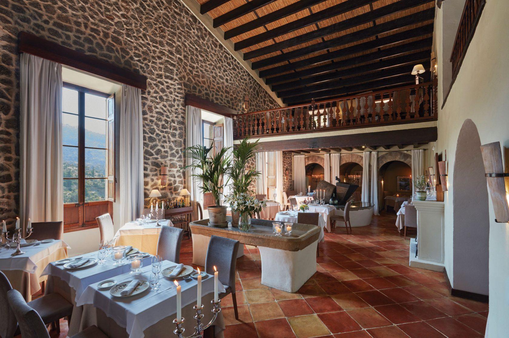 Belmond La Residencia Restaurant