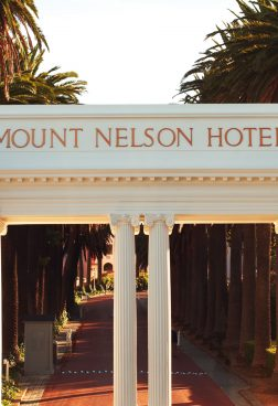 Belmond Mount Nelson Afrika