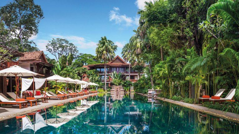 Belmond La Résidence d'Angkor, Siem Reap / Kambodscha