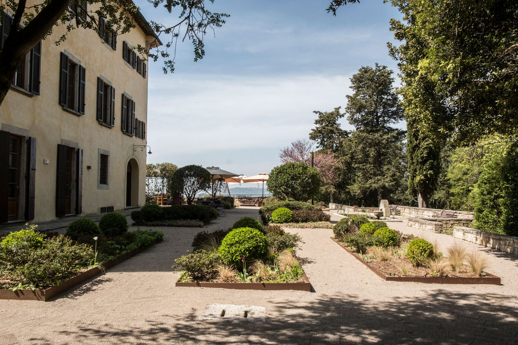 Borgo Pignano Exterior Garden