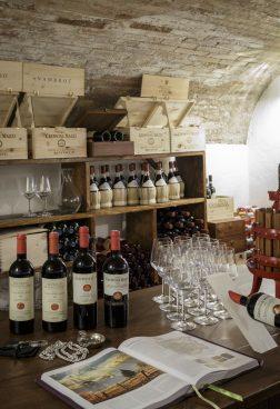 Borgo Pignano - Weinprobe