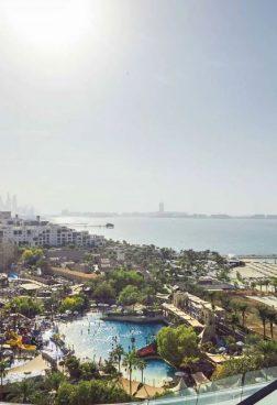 Burj Al Arab Jumeirah - Wild Wadi Waterpark