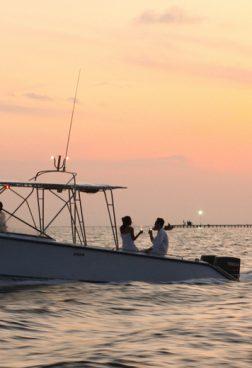 COMO Cocoa Island - Sonnenuntergangskreuzfahrt