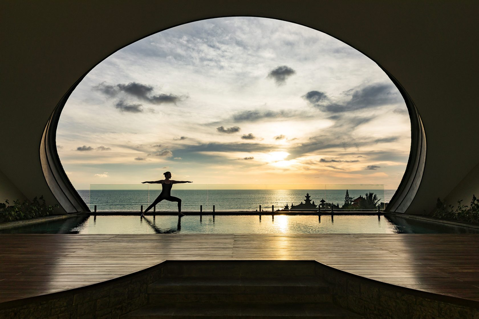 COMO Uma Canggu Bali – Penthouse Pool Deck