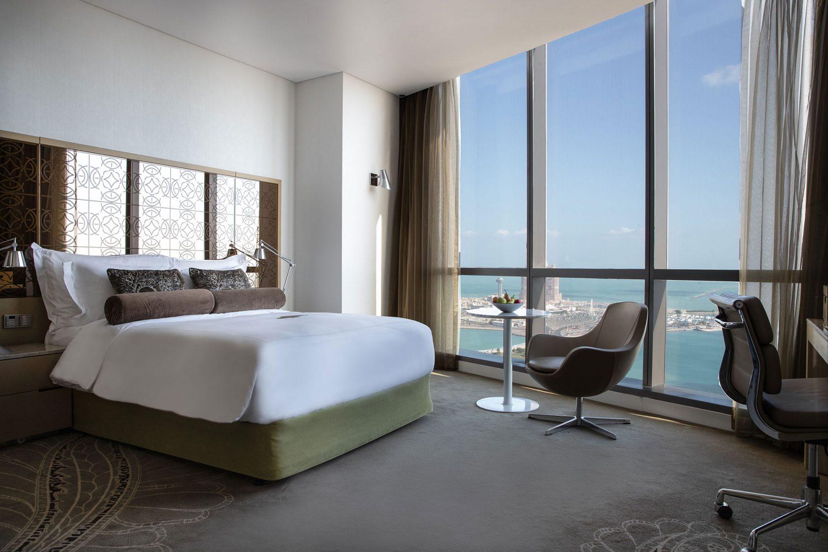 Conrad Abu Dhabi Etihad Towers Accessible Room