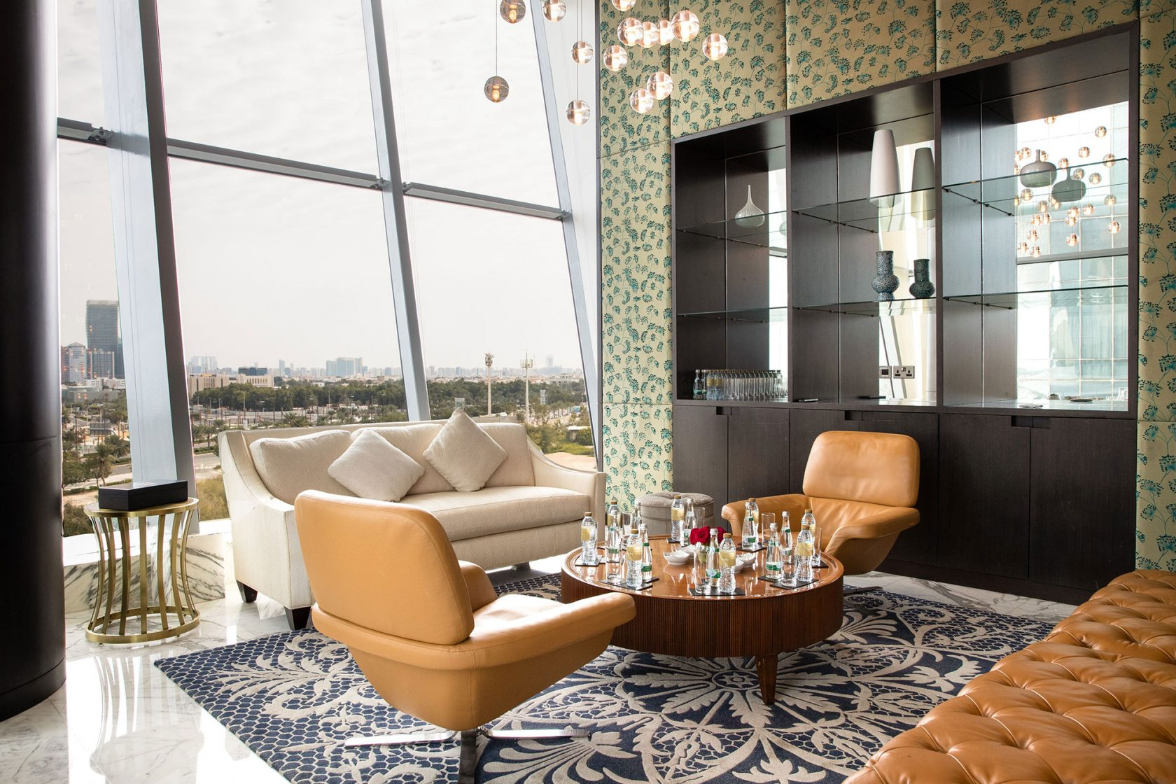 Conrad Abu Dhabi Etihad Towers Bridal Suite