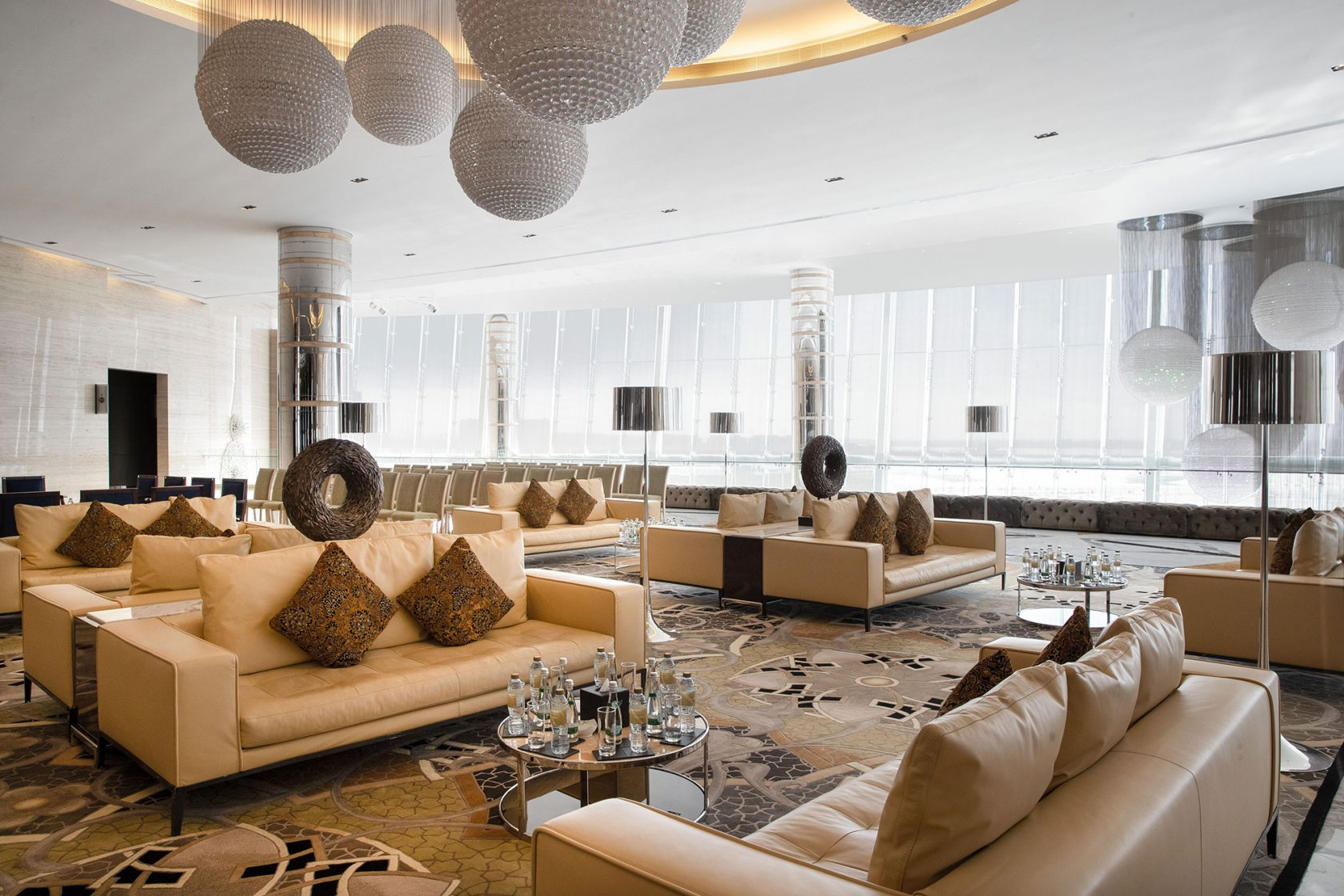 Conrad Abu Dhabi Etihad Towers Conference Center