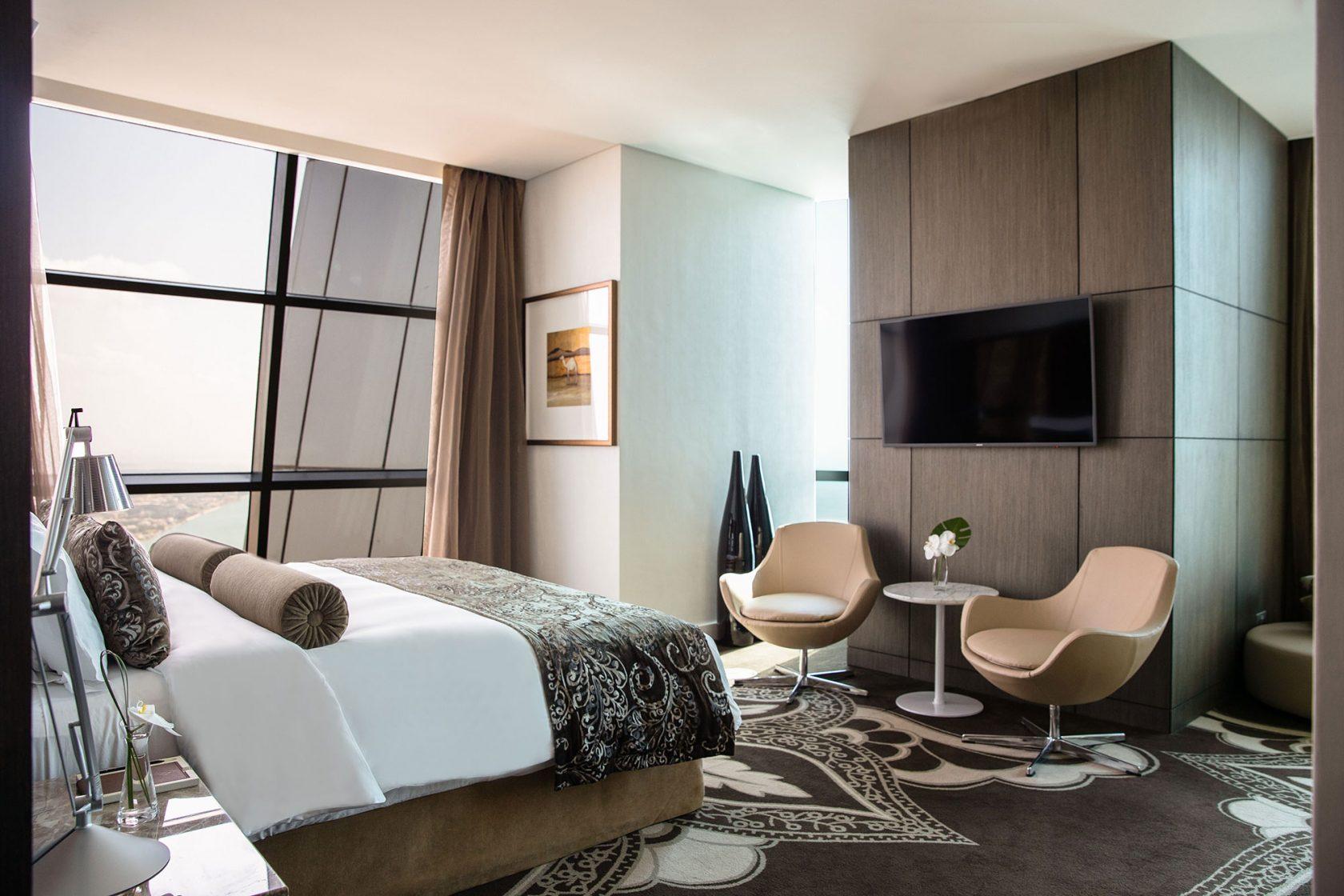 Conrad Abu Dhabi Etihad Towers Suite