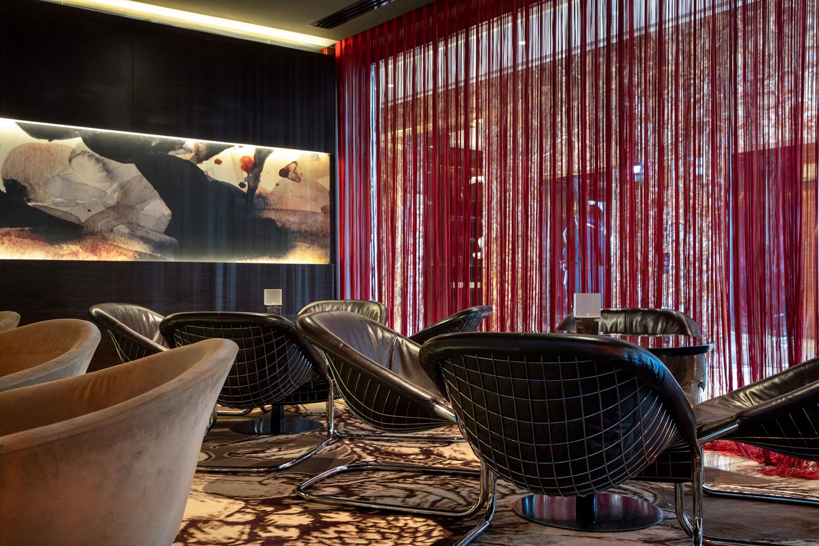 Conrad Abu Dhabi Etihad Towers Lobby Bar
