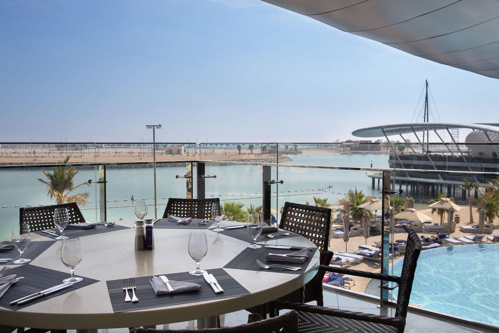 Conrad Abu Dhabi Etihad Towers Rosewater Terrace