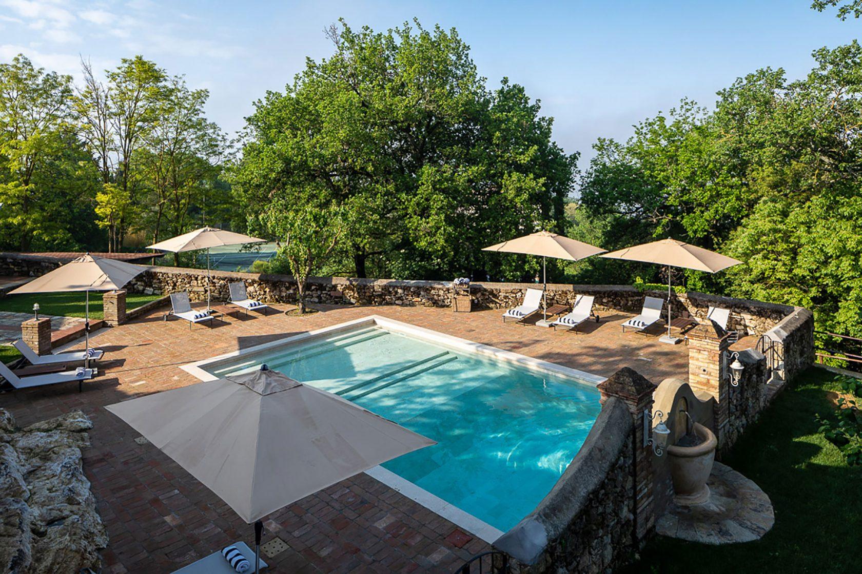 Borgo Pignano Family Pool