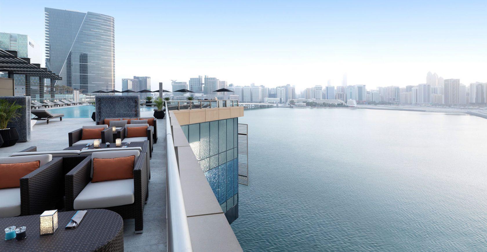 Four Seasons Al Maryah Island Eclipse Terrace Lounge