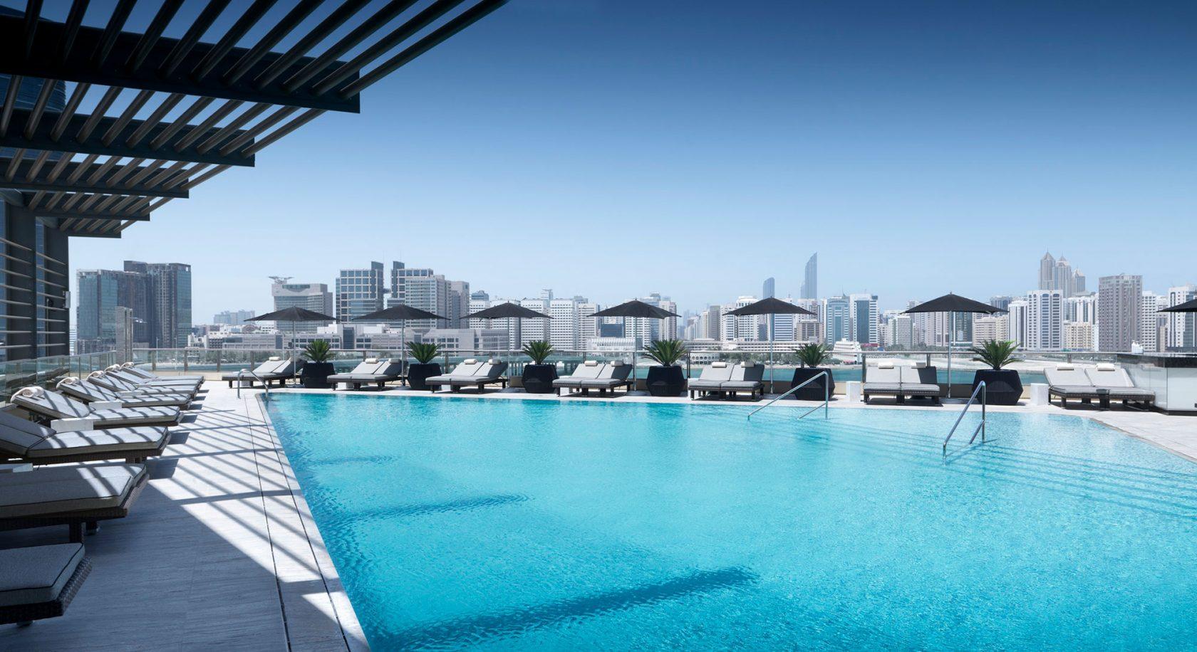 Four Seasons Al Maryah Island Pool