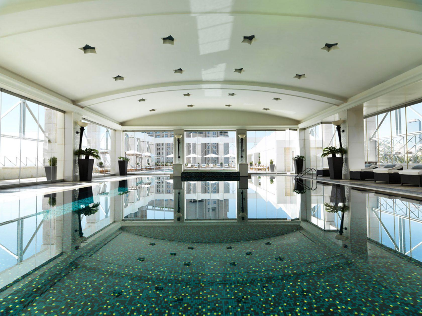 Four Seasons Amman Indoor Pool