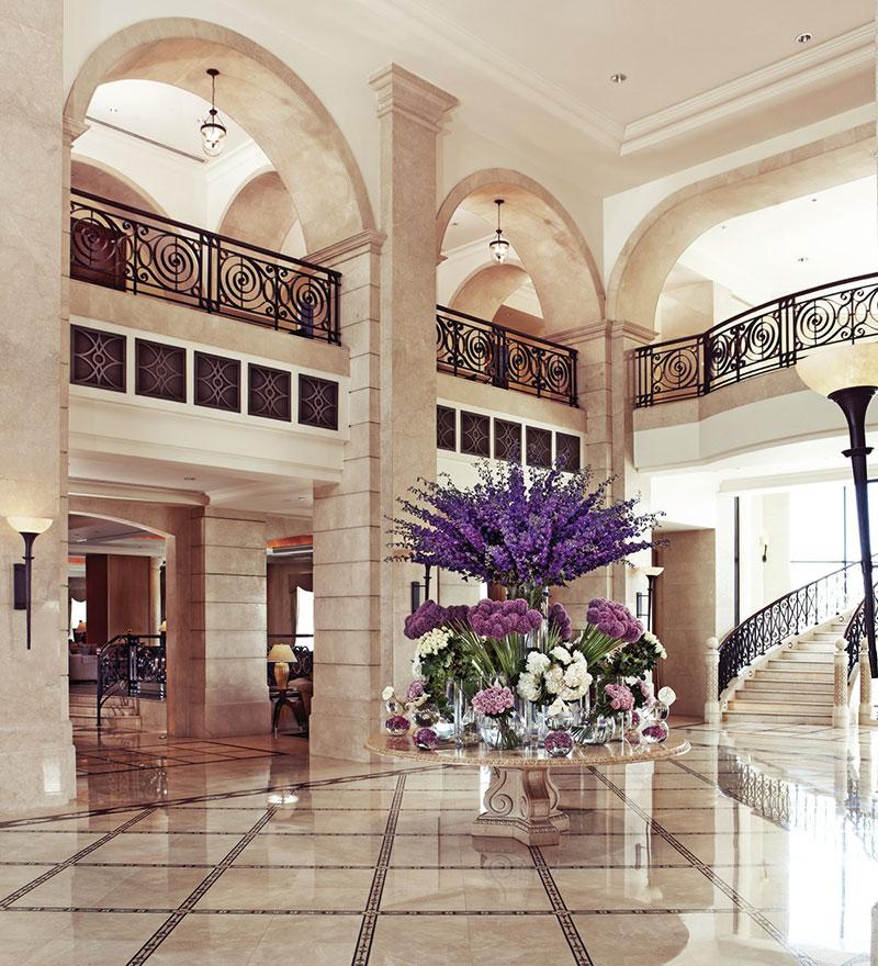 Four Seasons Amman Lobby