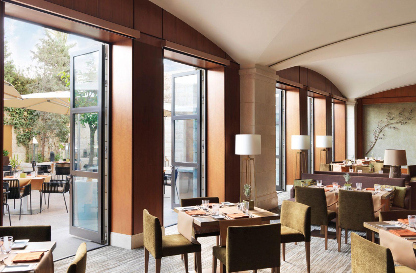Four Seasons Amman Olea Restaurant