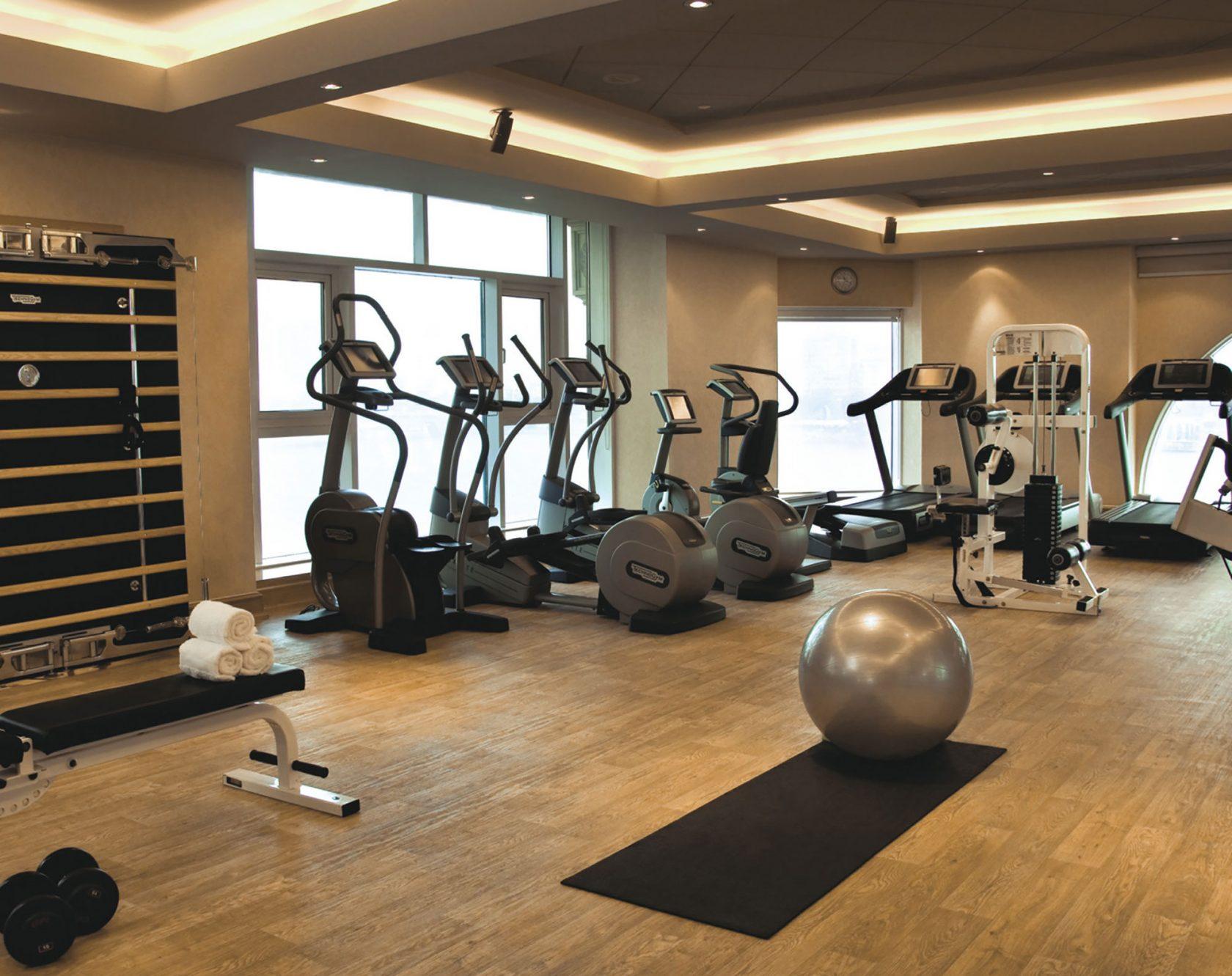 Four Seasons Cairo First Residences Gym