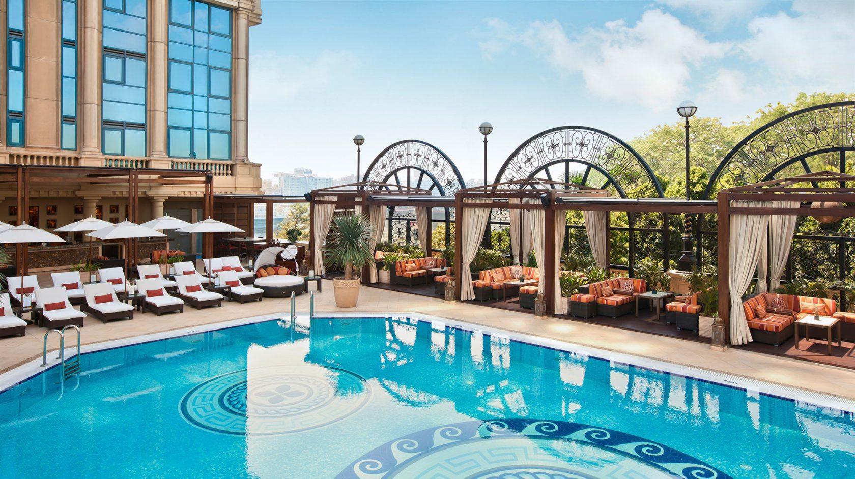Four Seasons Cairo First Residences Pool