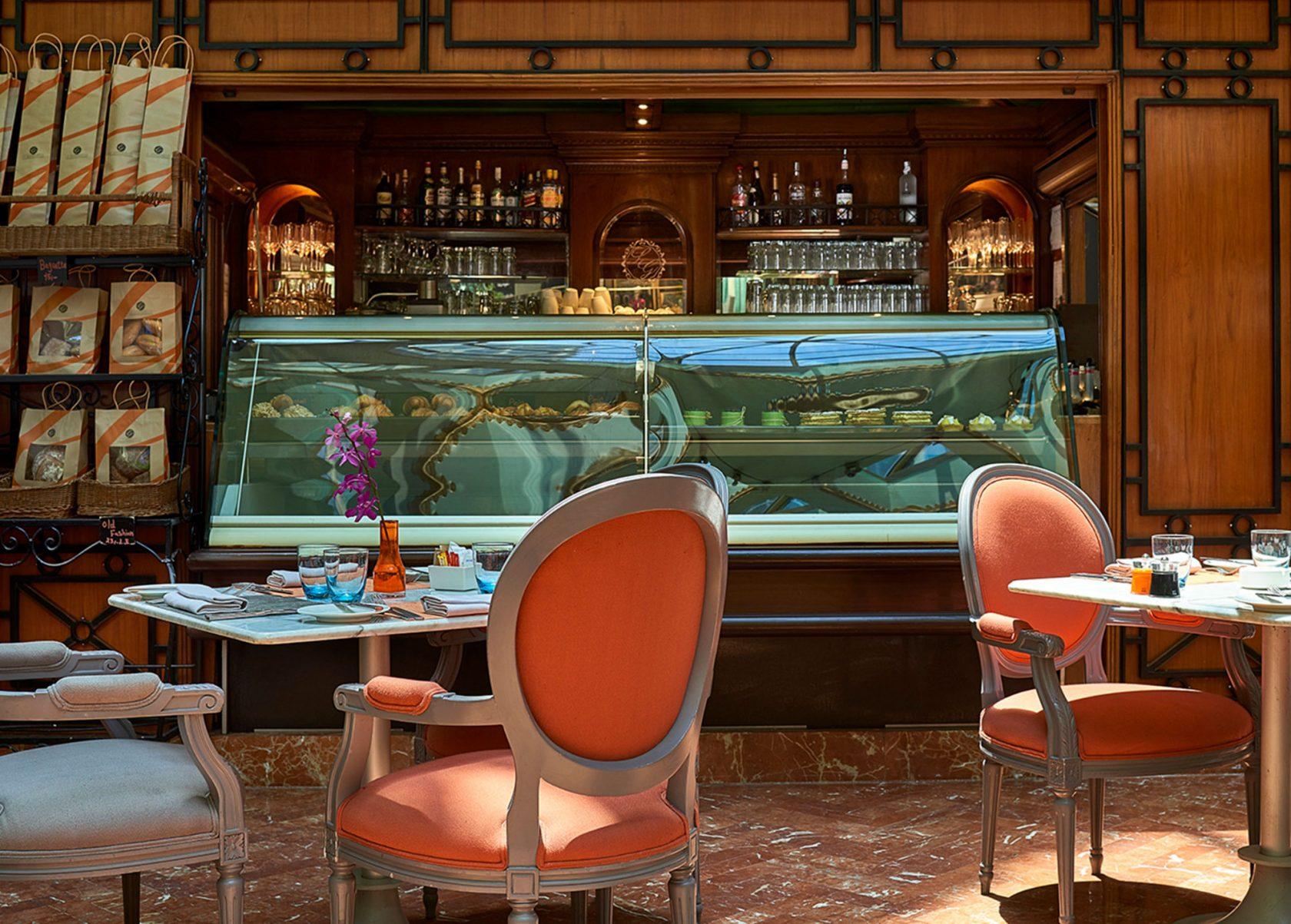 Four Seasons Cairo First Residences Sushi La Gourmandise