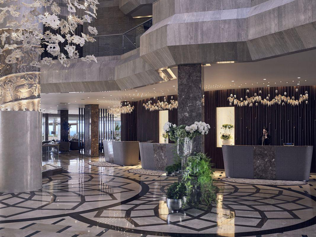 Four Seasons Cyprus Lobby
